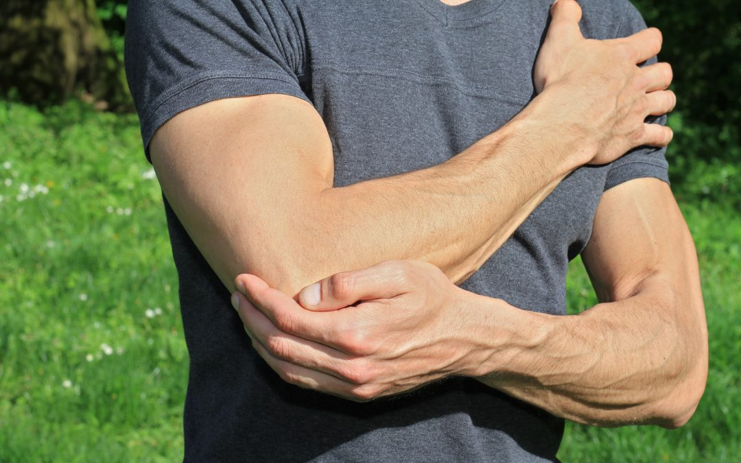 Lateral Epicondylalgia – AKA 'Tennis Elbow'